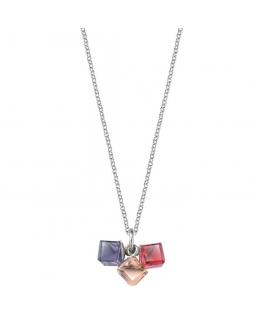 Collana Sector Gioielli Rainbow - 42/45 cm
