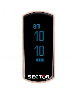 Sector Fit digital rg + pink 40x18mm