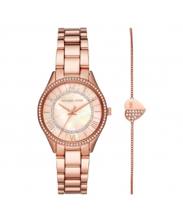 MICHAEL KORS WATCHES Mod. LAURYN SPECIAL PACK