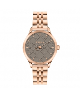 Orologio Furla Like shield oro rosa 32 mm