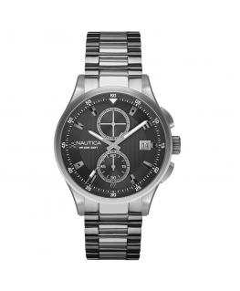 Orologio Nautica NCT 19 chrono nero - 44 mm