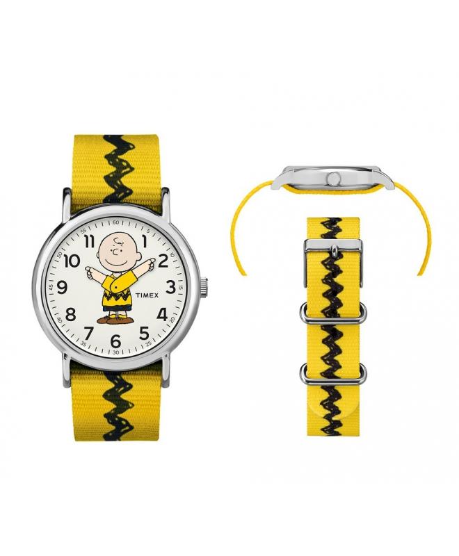 Orologio Timex Weekender Charlie Brown - 38 mm - galleria 2