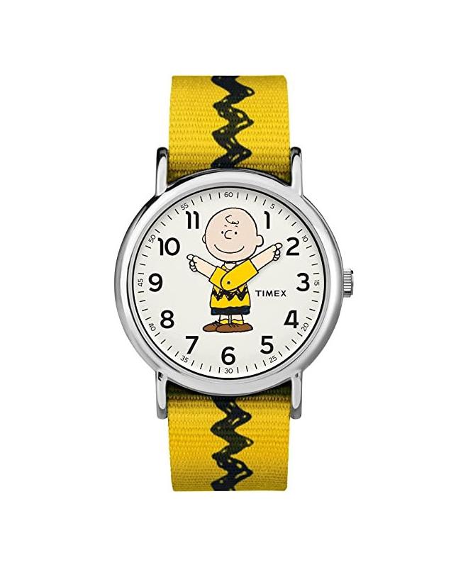 Orologio Timex Weekender Charlie Brown - 38 mm - galleria 1