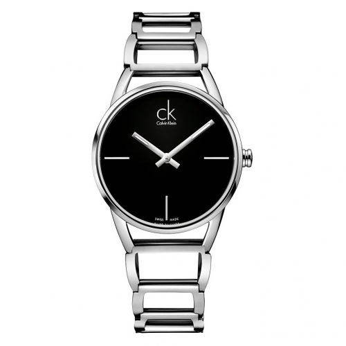Orologio Calvin Klein Stately nero - 34 mm donna K3G23121