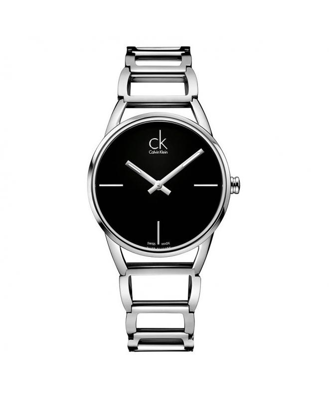 Orologio Calvin Klein Stately nero - 34 mm donna K3G23121 - galleria 1