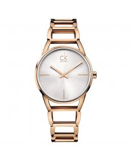Orologio Calvin Klein Stately oro rosa - 34 mm