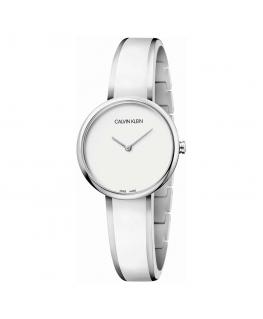 Orologio Calvin Klein Seduce bianco - 30 mm