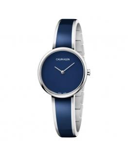 Orologio Calvin Klein Seduce blu - 30 mm