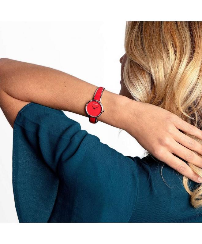 Orologio Calvin Klein Seduce rosso - 30 mm - galleria 2