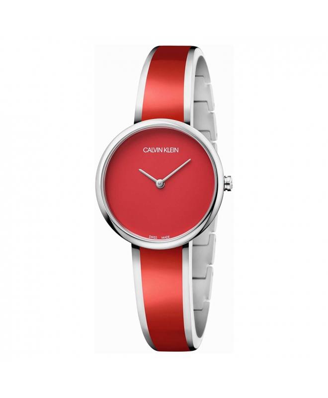 Orologio Calvin Klein Seduce rosso - 30 mm - galleria 1