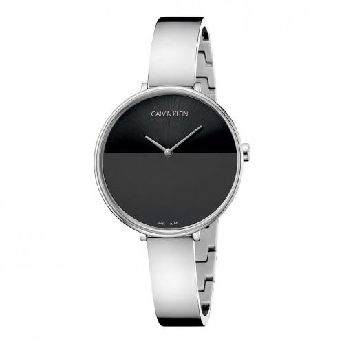 Orologio Calvin Klein Rise acciaio nero - 38 mm