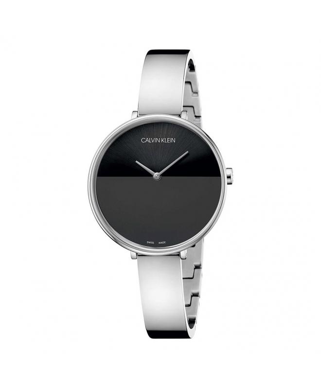 Orologio Calvin Klein Rise acciaio nero - 38 mm - galleria 1