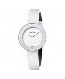 Orologio Calvin Klein Chic bianco - 38 mm