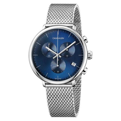Orologio Calvin Klein High Noon chrono - 43 mm uomo K8M2712N