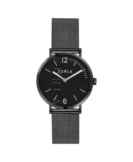 donna Orologio Furla Giada logo nero 30 mm R4253129502