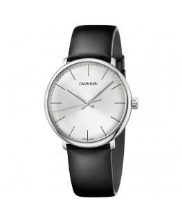 Orologio Calvin Klein High Moon pelle bianco - 40 mm
