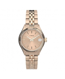 Orologio Timex Waterbury donna acciaio oro rosa - 26 mm