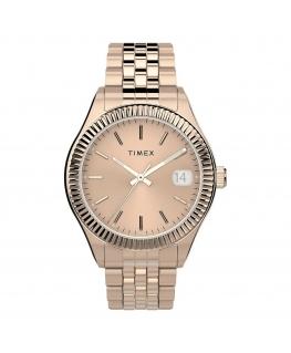 Orologio Timex Waterbury donna acciaio oro rosa - 34 mm