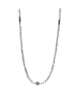 Collana Jack & Co arg. 925 uomo - 50 cm
