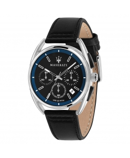 Orologio Maserati Trimarano chrono nero - 41 mm uomo R8871632001