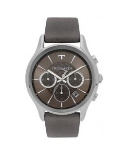 Orologio Trussardi Tfirst chrono grigio - 43 mm