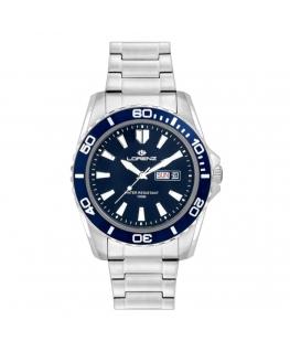 Orologio Lorenz Sport blu / blu - 41 mm