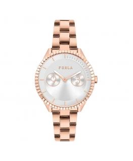 Orologio Furla Metropolis oro rosa 31 mm donna R4253102549
