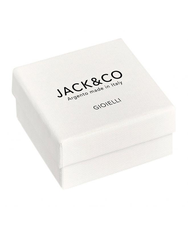 Collana Jack & Co Magic arg. 925 cuori - 40/45 mm - galleria 2