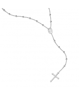 Morellato God pend.long rosary ss 600mm