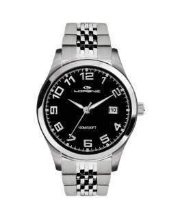 Orologio Lorenz Tortuga uomo nero - 39 mm