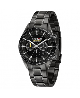 Orologio Sector 770 chrono nero - 44 mm