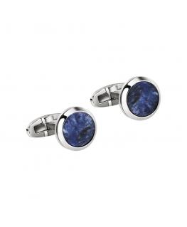 Gemelli Morellato Lux blu - 10 mm