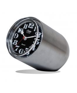 Orologio da tavolo Static Lorenz silver satinato