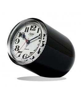 Orologio da tavolo Static Lorenz nero satinato