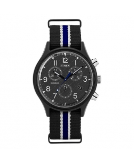 Orologio Timex MK1 chrono tessuto - 42 mm