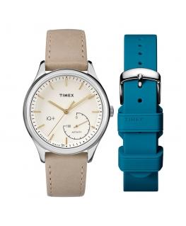 Orologio Timex IQ Smarwatch donna beige - 36 mm