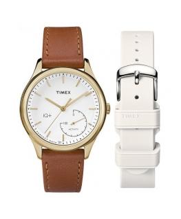 Orologio Timex IQ Smarwatch donna marrone - 36 mm