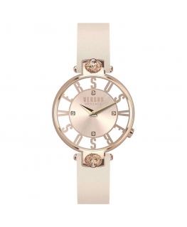 Orologio Versus Kristenhof donna rosa - 34 mm