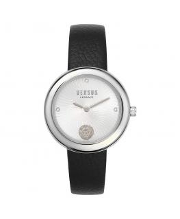 Orologio Versus Lea donna pelle silver - 36 mm