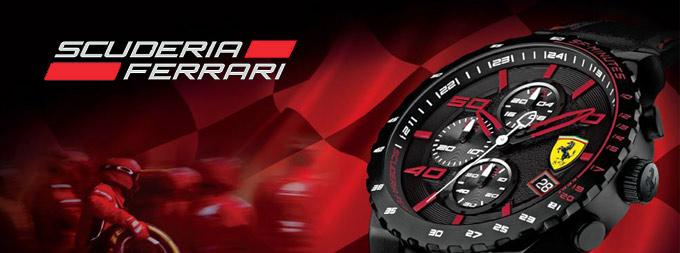 Orologi Scuderia Ferrari
